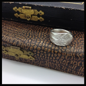 silver spoon ring design 02