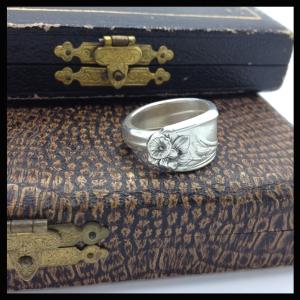 silver spoon ring design 03