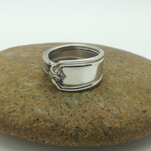 a spoon ring for him - design 05