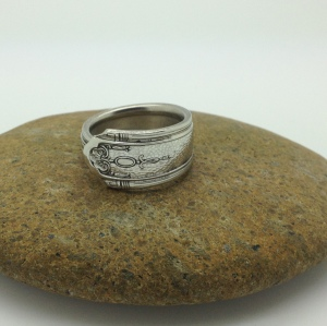 a spoon ring for him - design 03