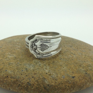 a spoon ring for him - design 02